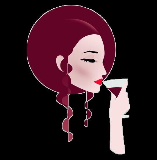 Wijntje van plezier